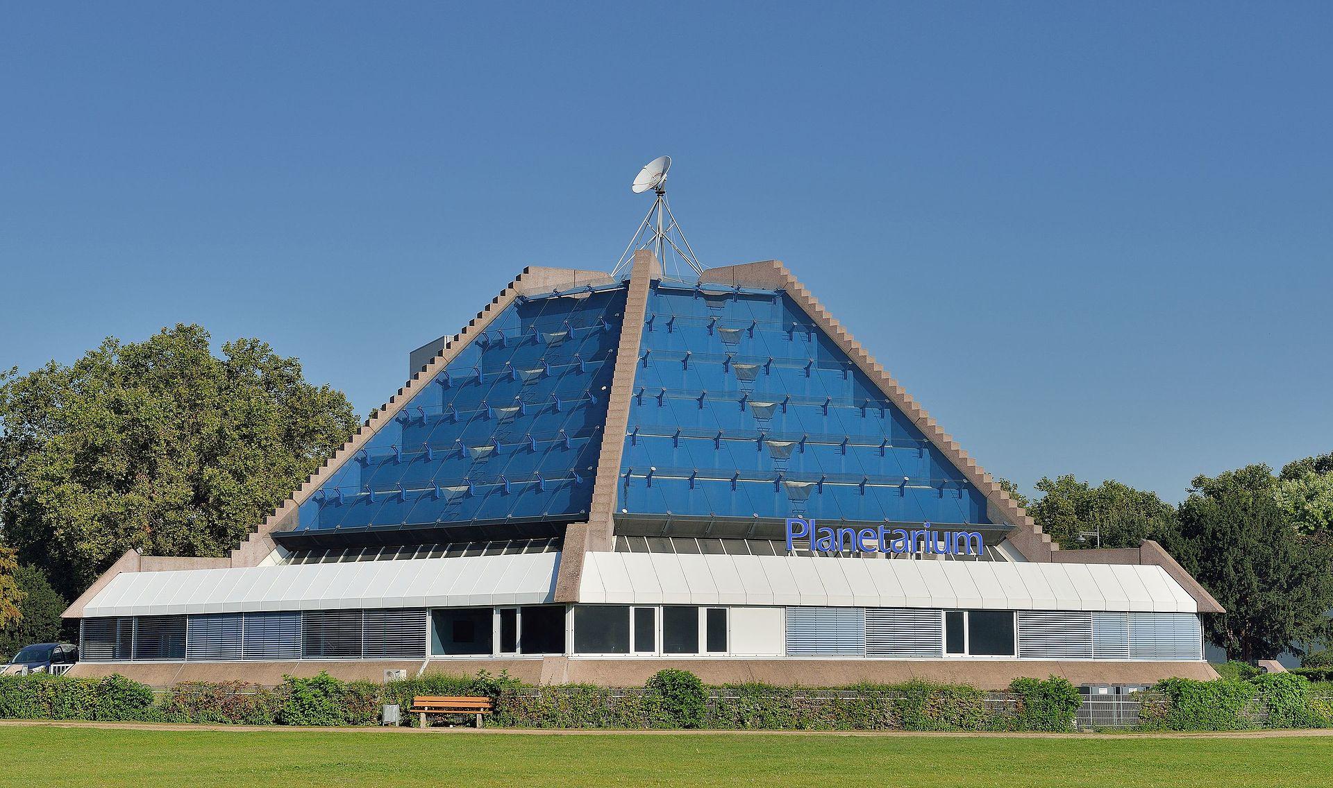 Bild Planetarium Mannheim