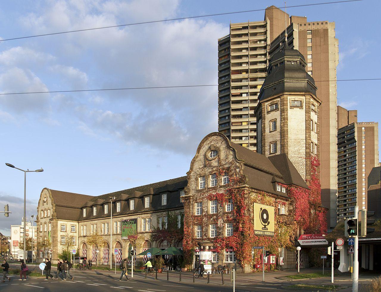 Bild Alte Feuerwache Mannheim