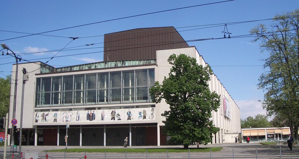 Bild Nationaltheater Mannheim