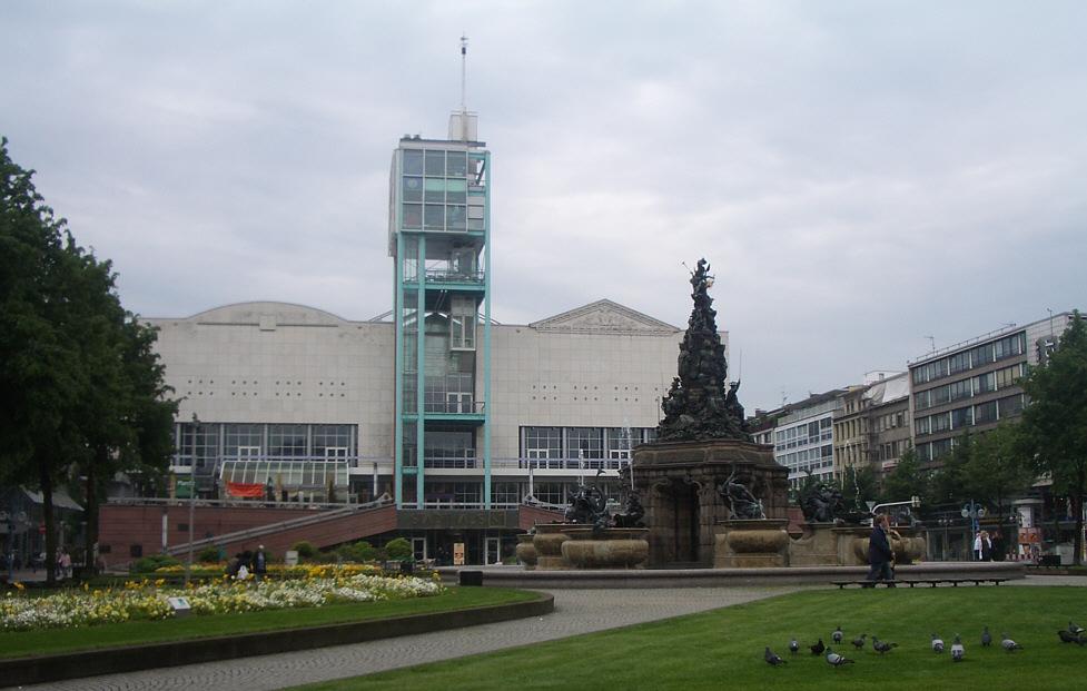 Bild Mannheimer Stadthaus