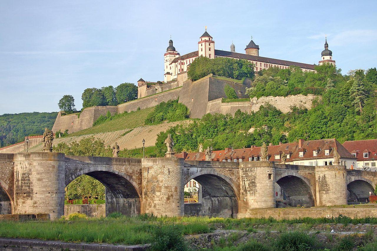 Bild Alte Mainbrücke Würzburg