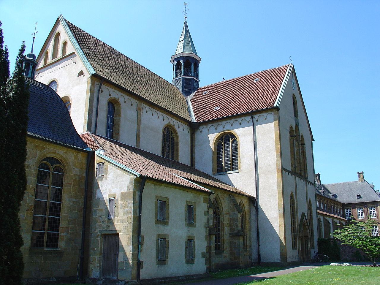 Bild Kloster Marienfeld Harsewinkel