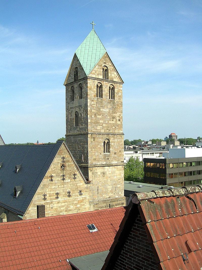 Bild St. Marienkirche Dortmund