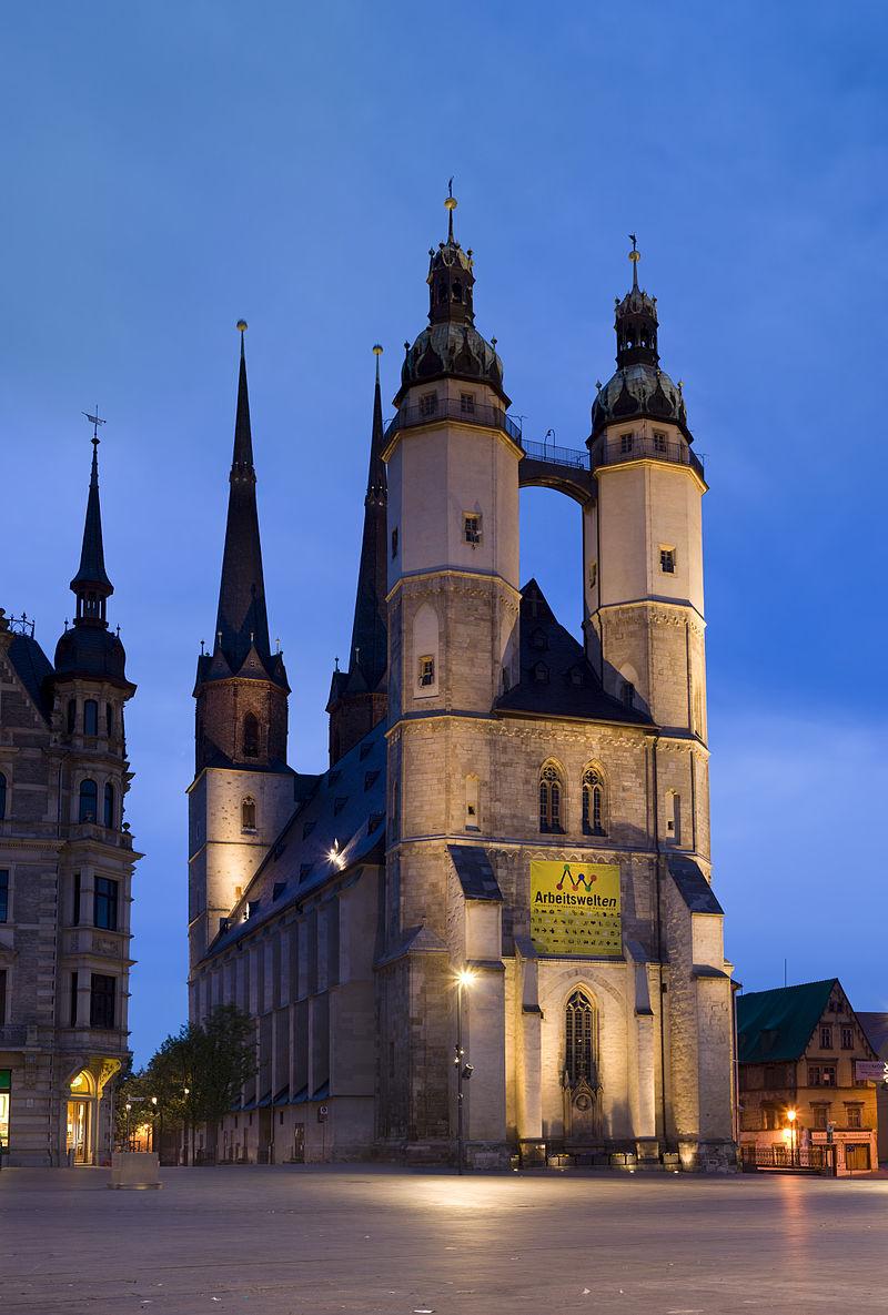 Bild Kirche St. Marien Halle