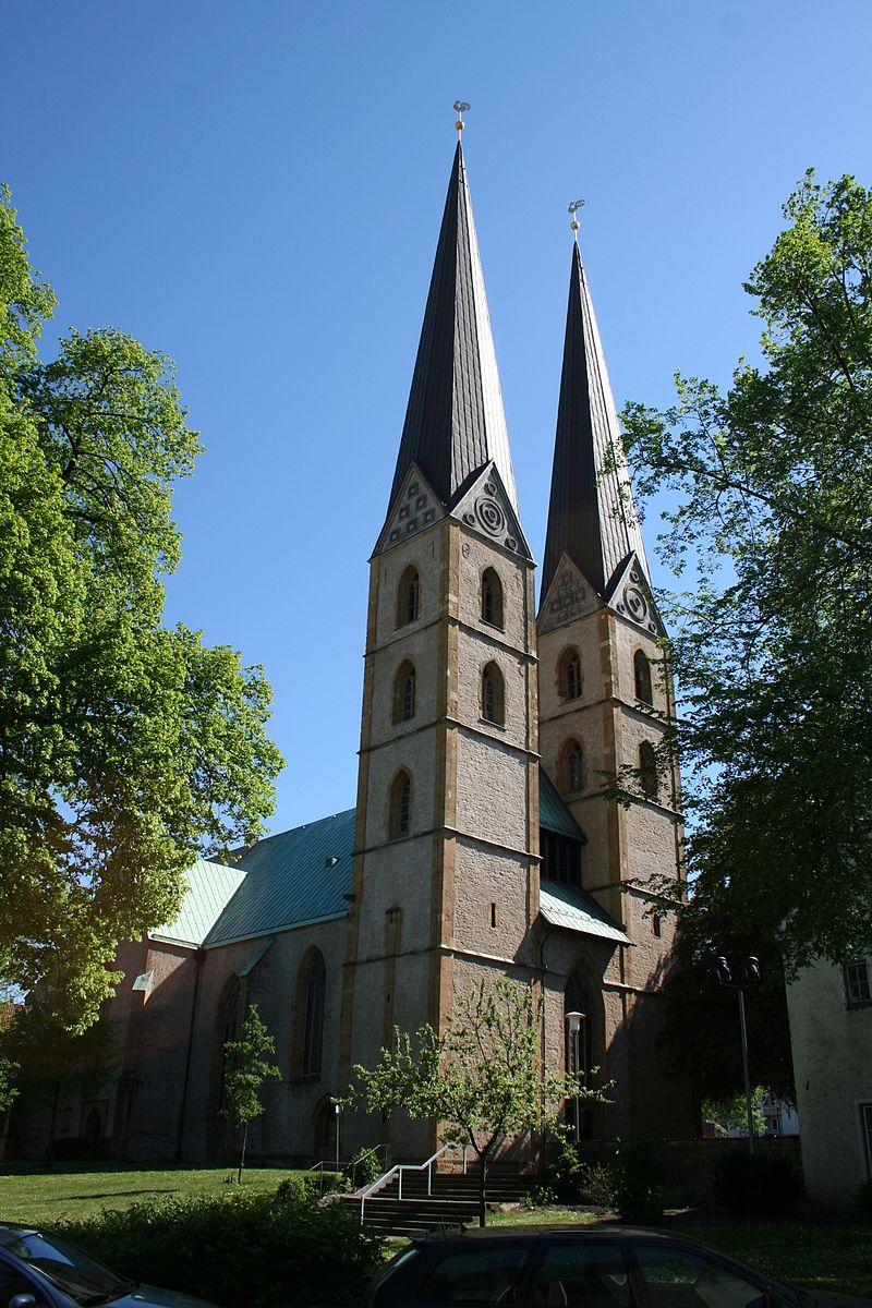 Bild Neustädter Marienkirche Bielefeld