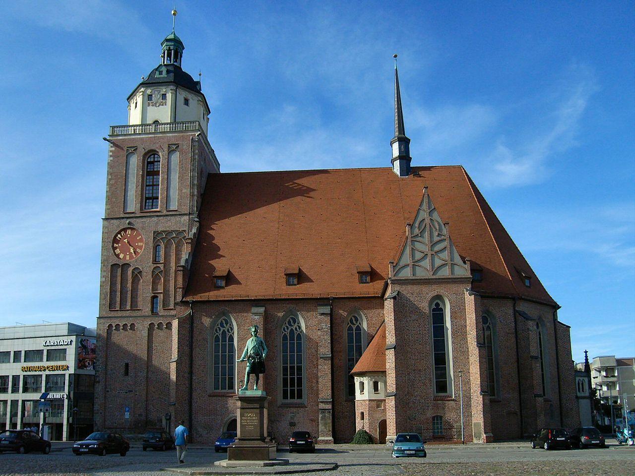 Bild Marienkirche Dessau