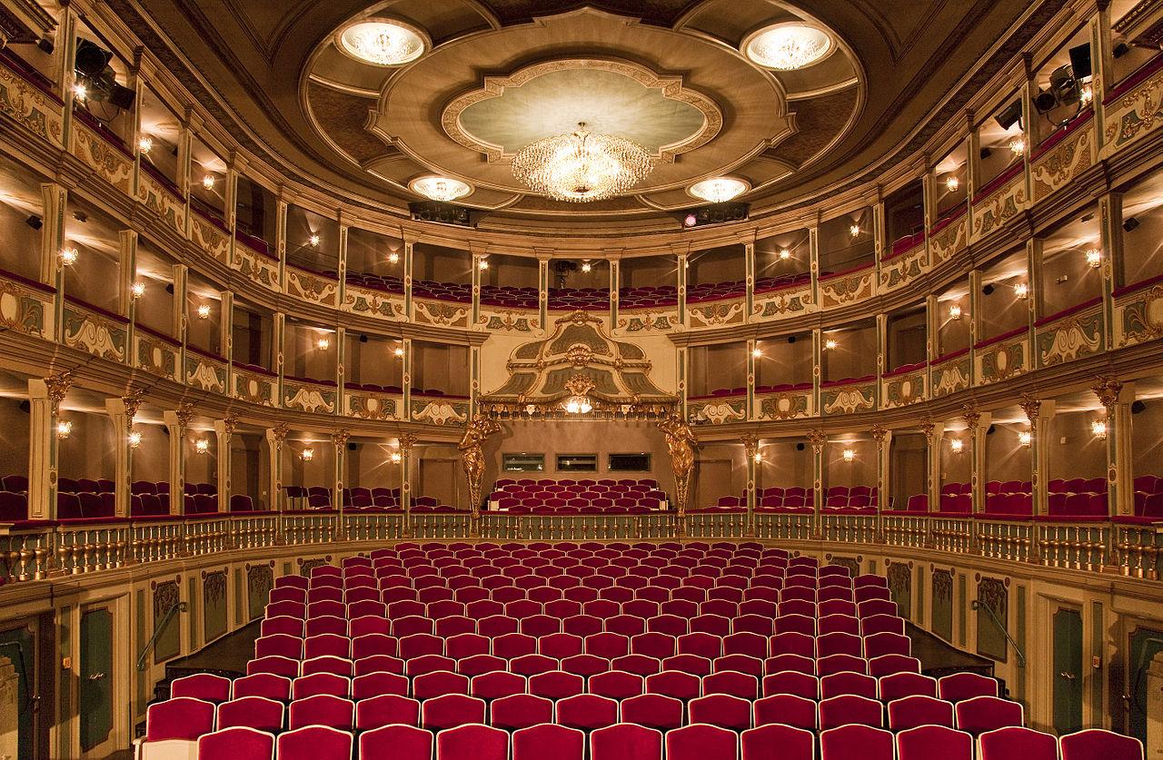 Bild Markgrafentheater Erlangen
