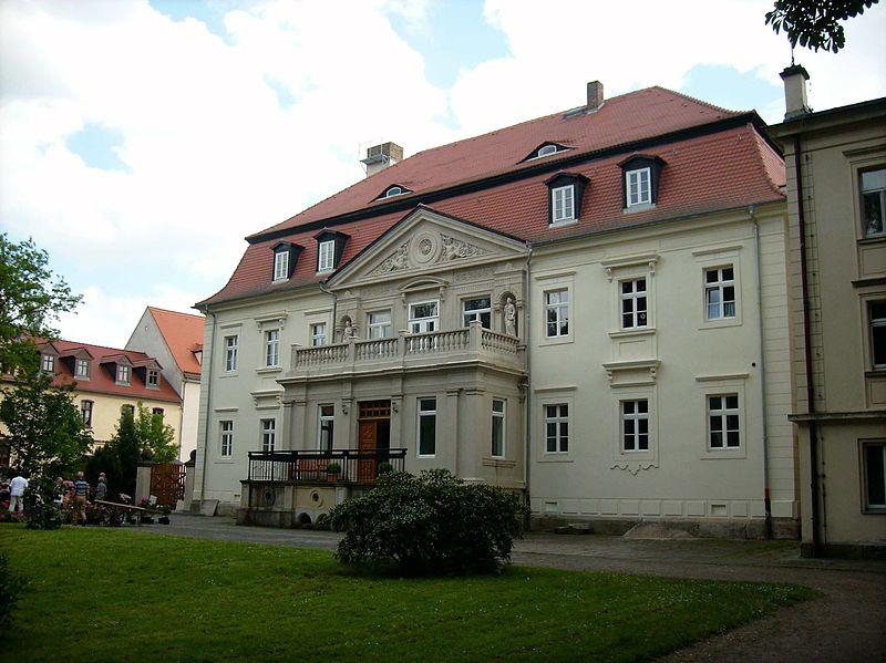 Bild Torhaus & Schloss Leipzig Markkleeberg