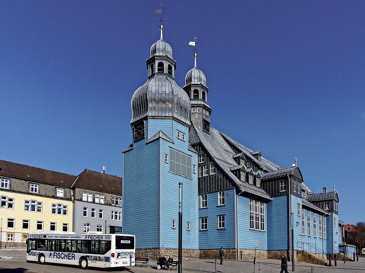Bild Marktkirche zum Heiligen Geist Clausthal Zellerfeld