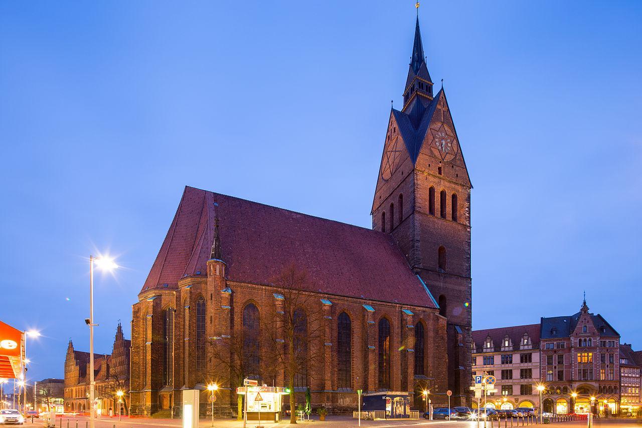 Bild Marktkirche Hannover