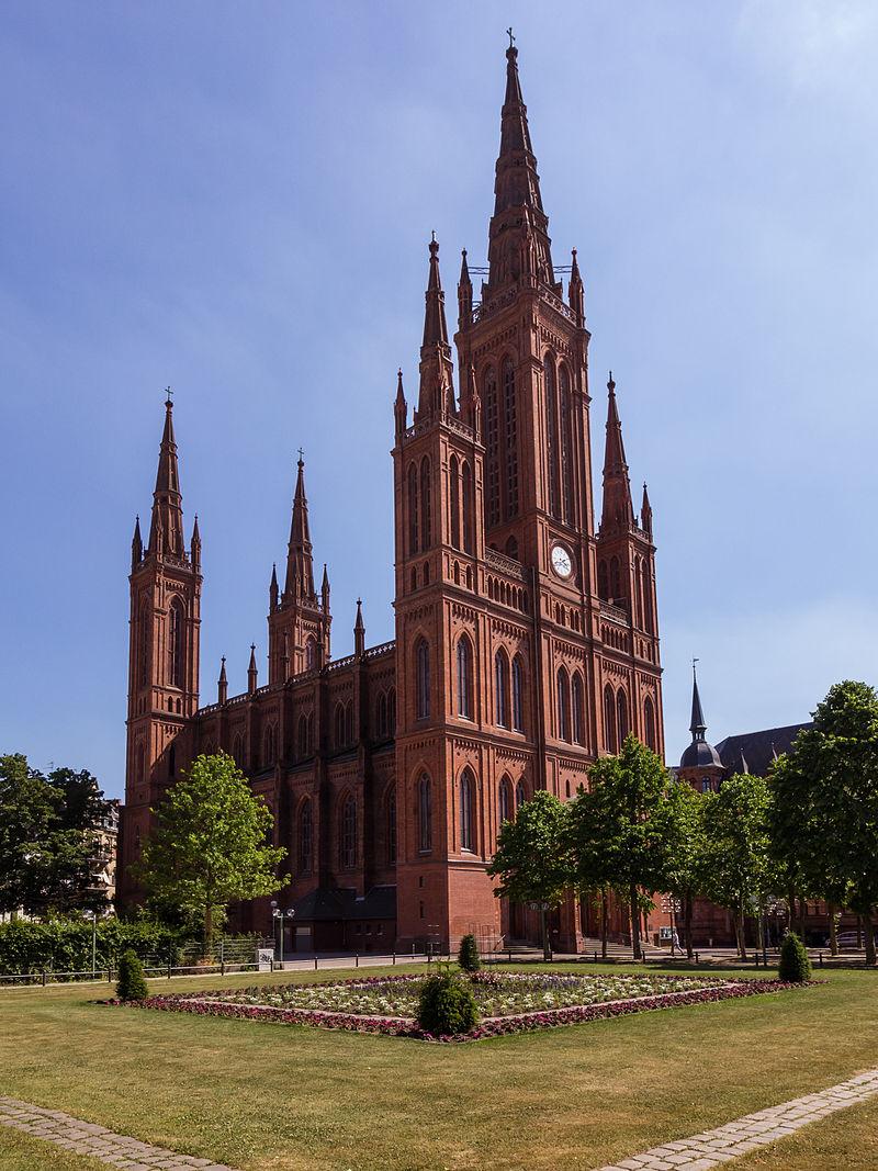 Bild Marktkirche Wiesbaden