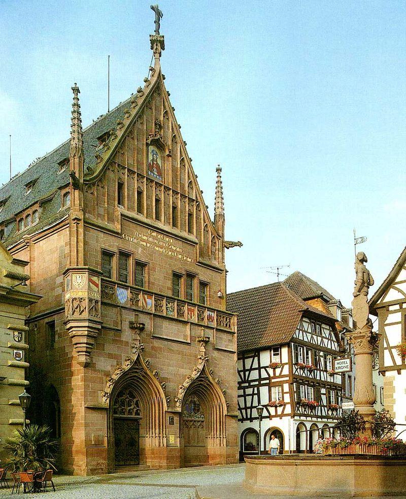 Bild Melanchthonhaus Bretten