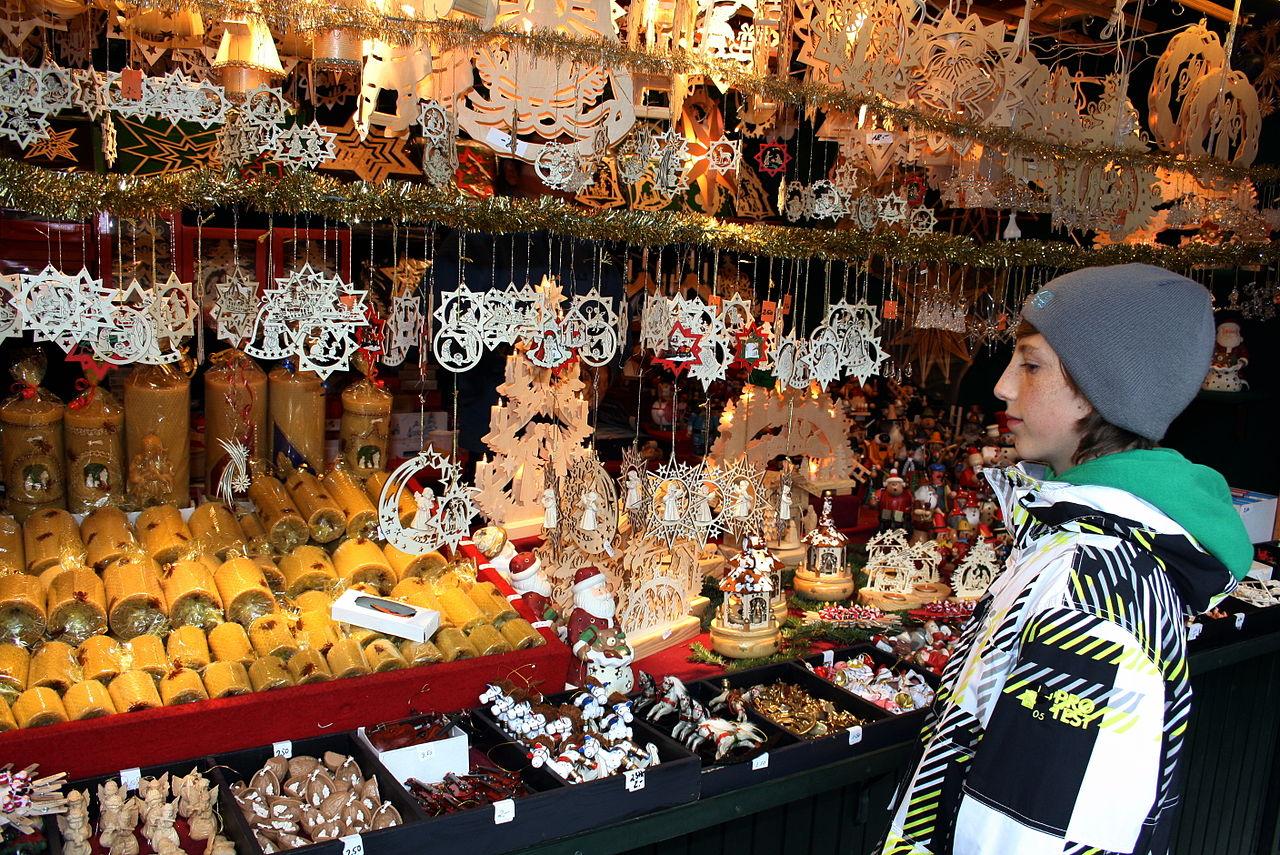 Bild Salzburger Christkindlmarkt