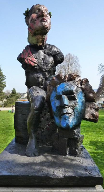 Bild Neues Beethovendenkmal Bonn
