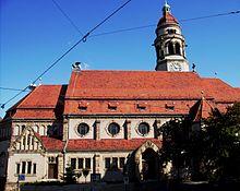 Bild Markuskirche Stuttgart