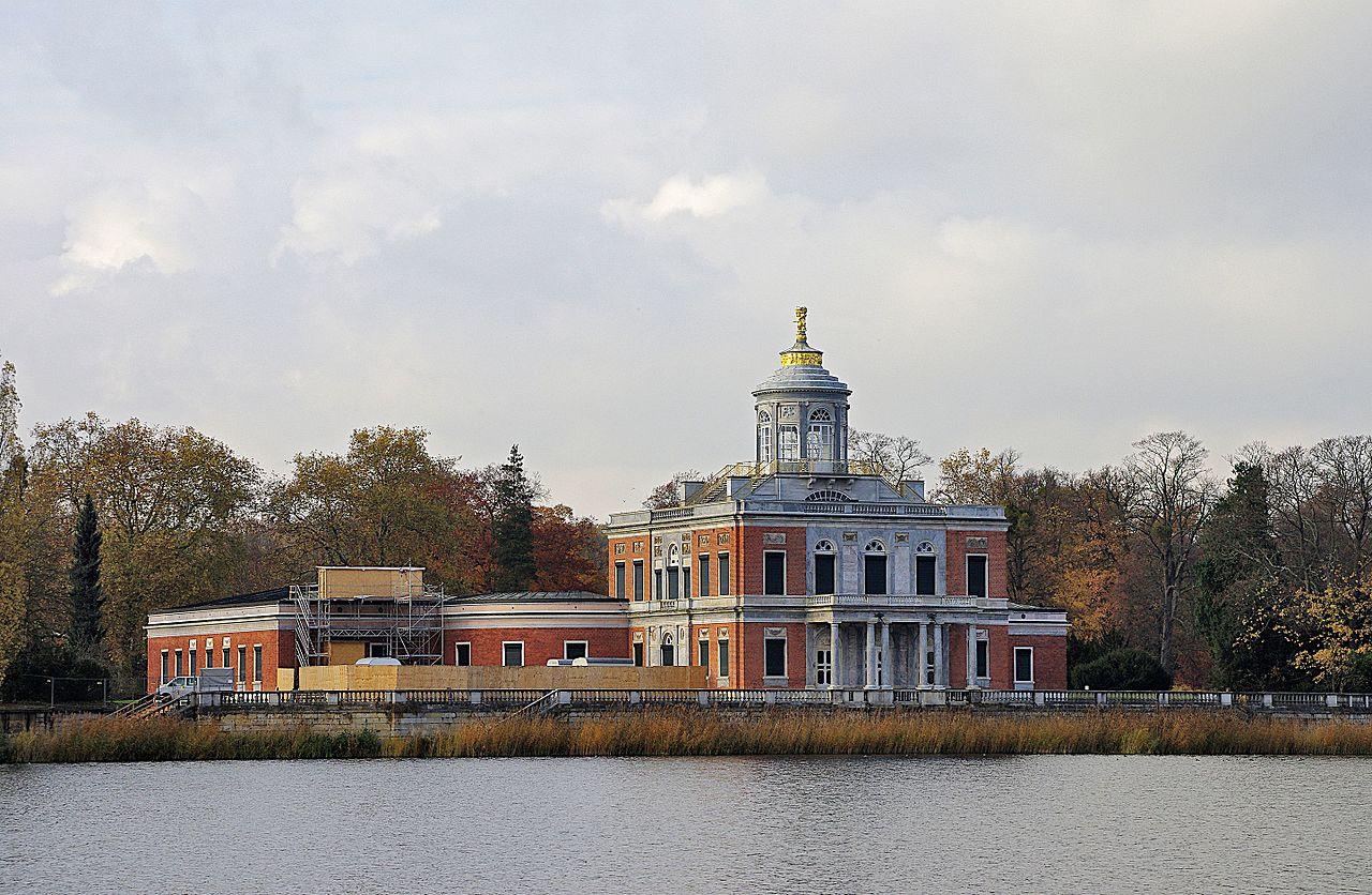 Bild Marmorpalais Potsdam