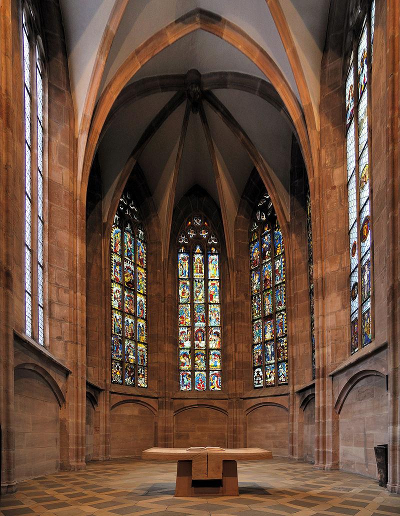 Bild Kirche St. Martha Nürnberg