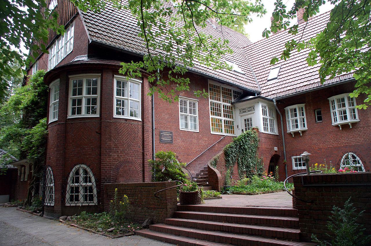 Bild Martin Niemöller Haus Dahlem