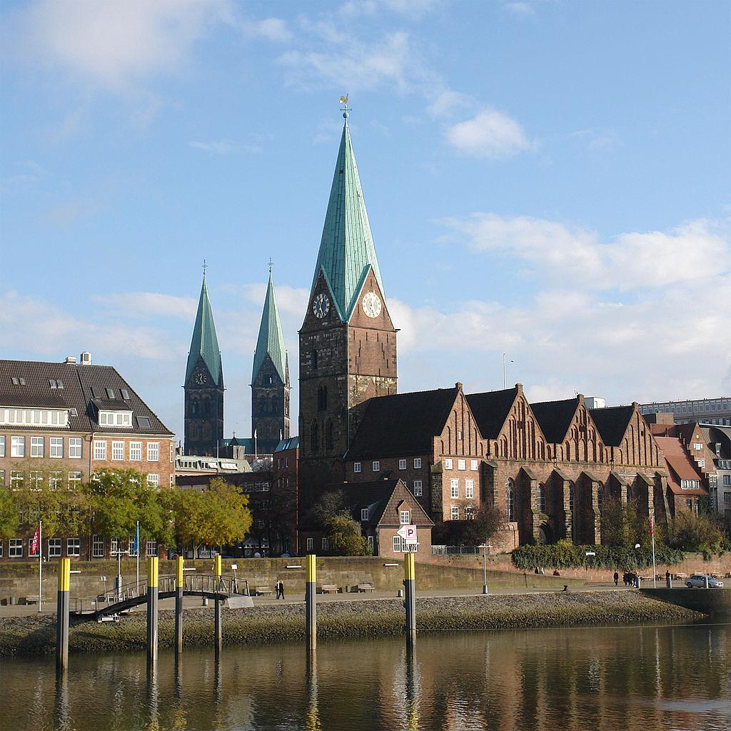 Bild Kirche St. Martini Bremen