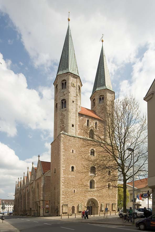 Bild Kirche St. Martini Braunschweig