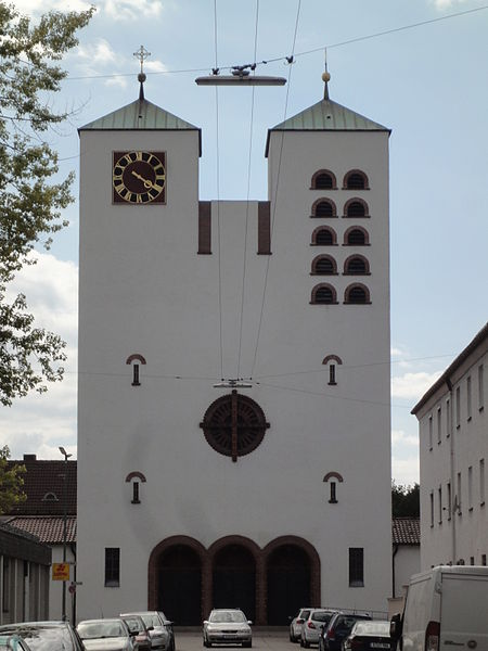 Bild Kirche St. Canisius Augsburg