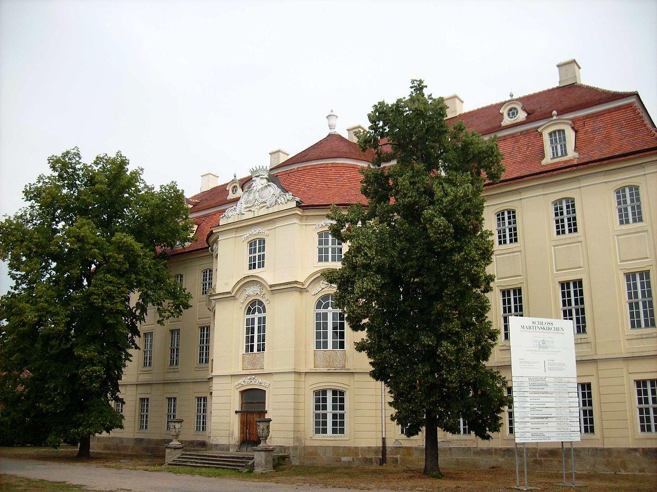 Bild Schloss Martinskirchen