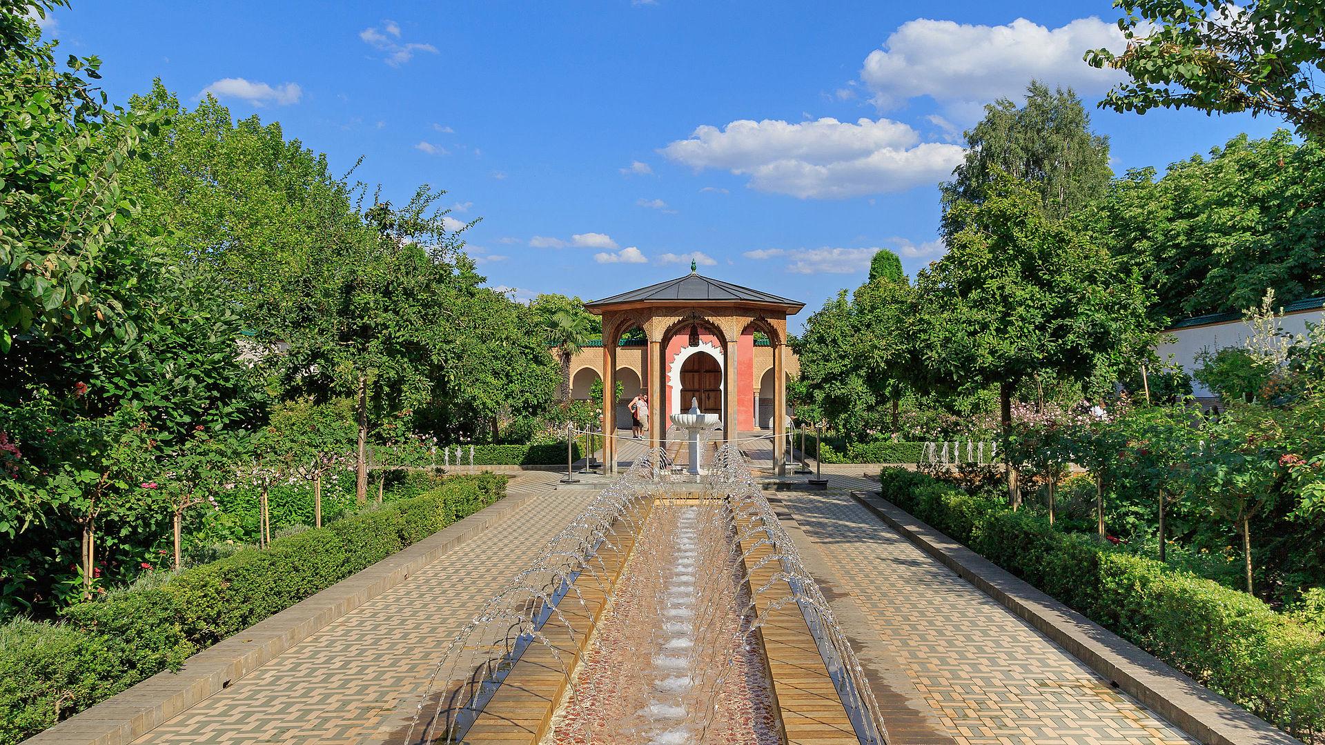 Bild Gärten der Welt im Erholungspark Berlin Marzahn