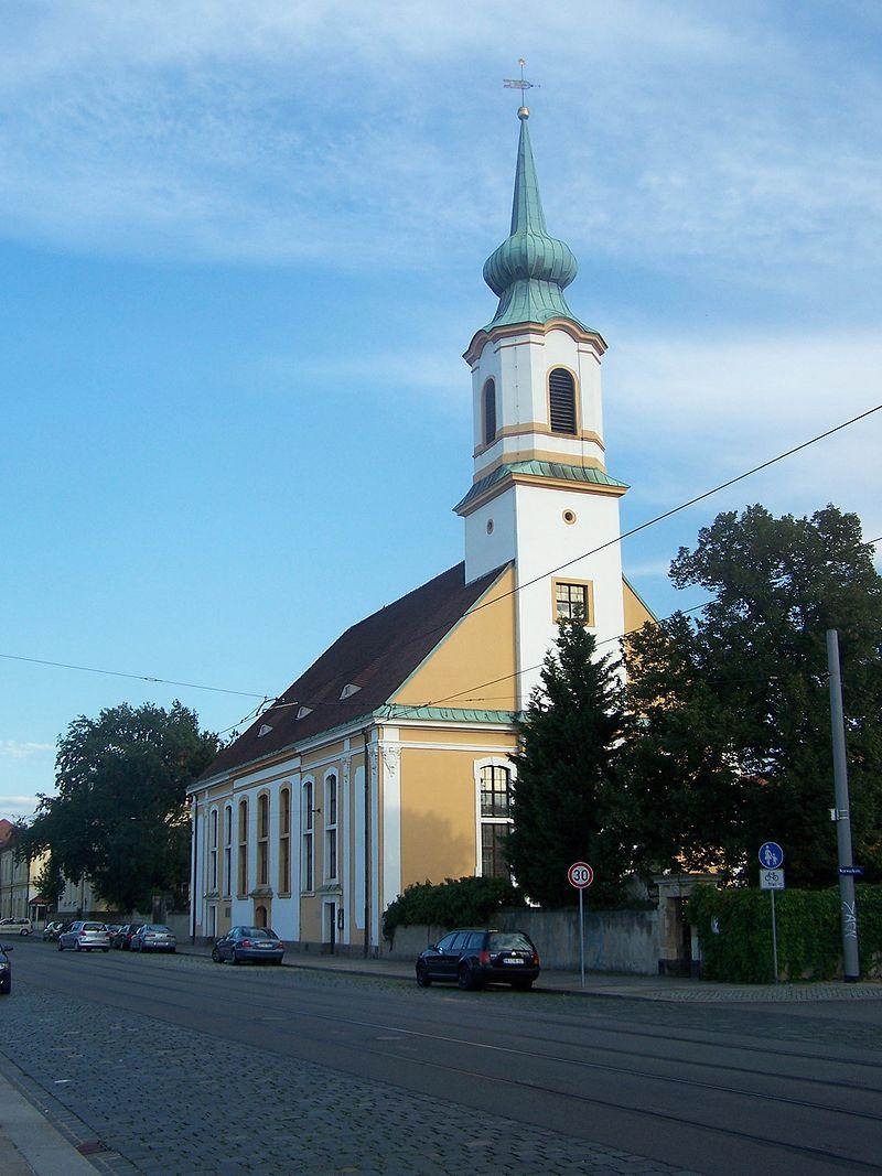 Bild Matthäuskirche Dresden