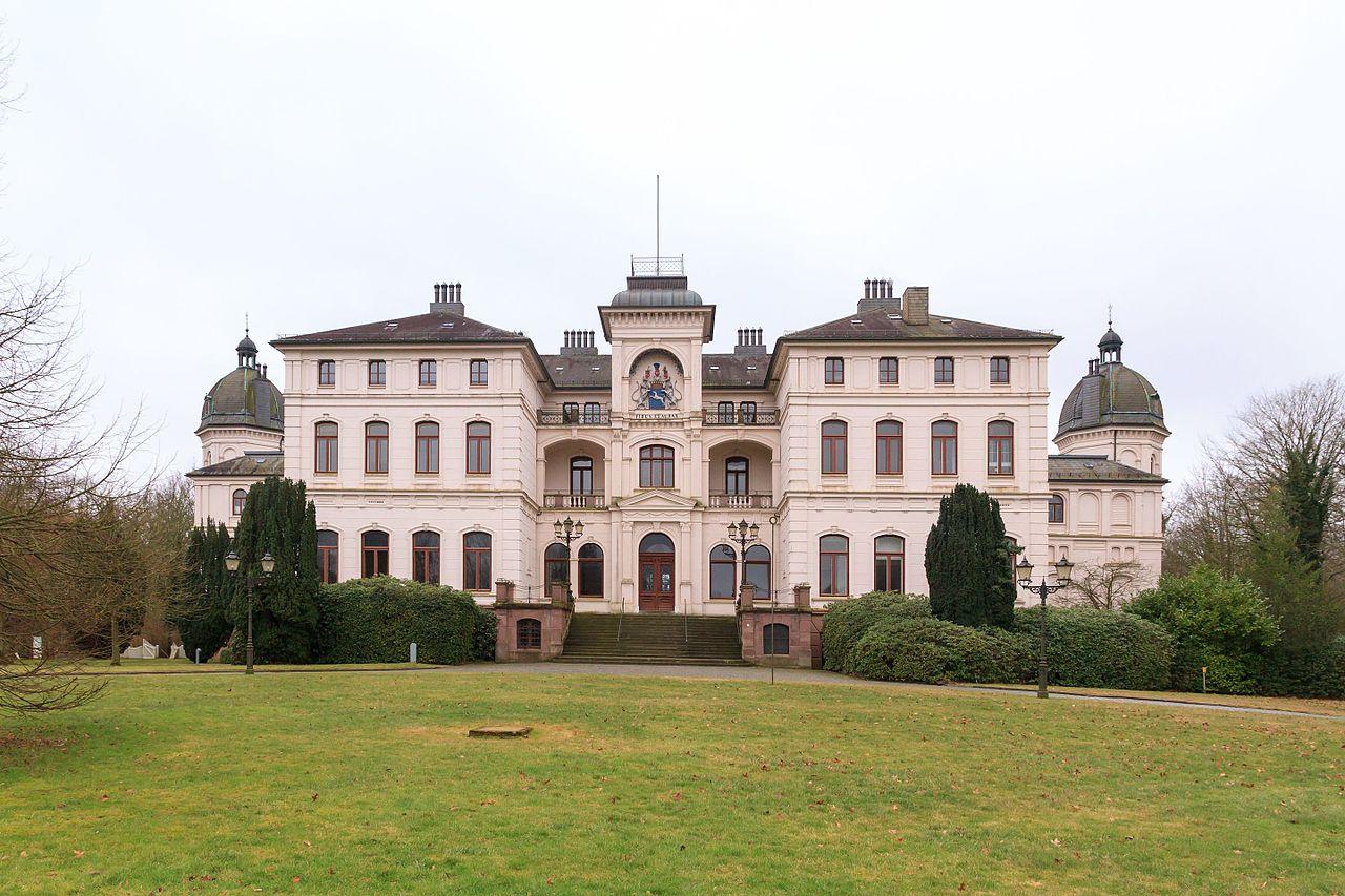 Bild Schloss Salzau