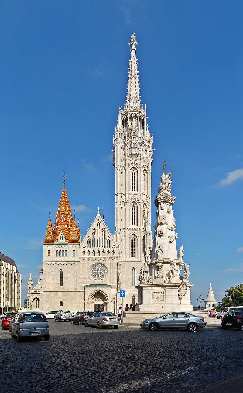 Bild Matthiaskirche Budapest