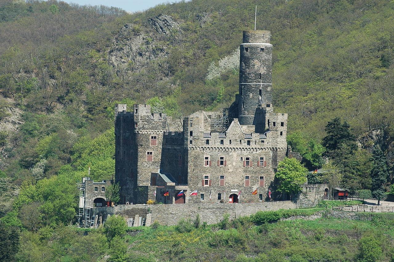 Bild Burg Maus St. Goarshausen