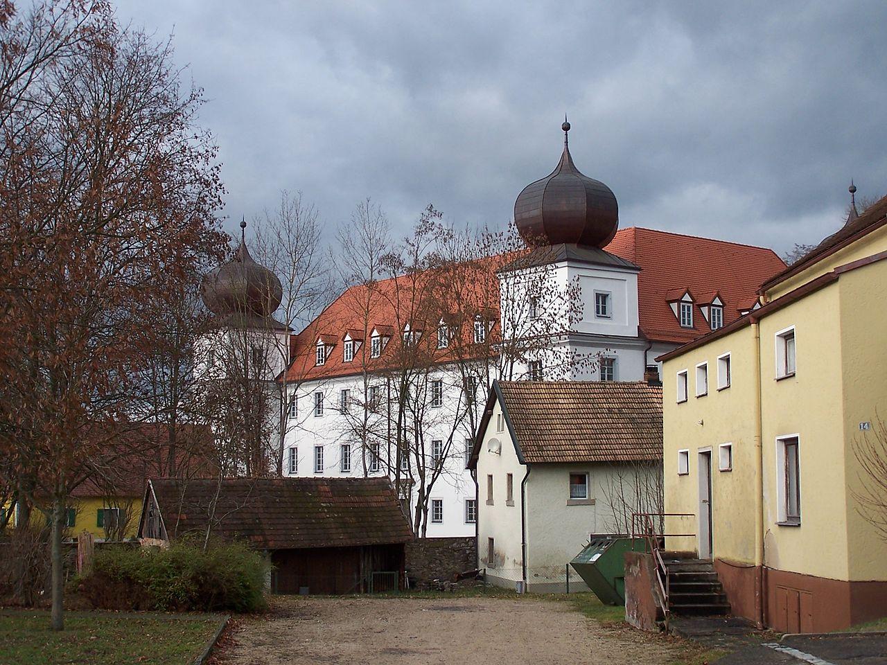 Bild Schloss Pirkensee Maxhütte