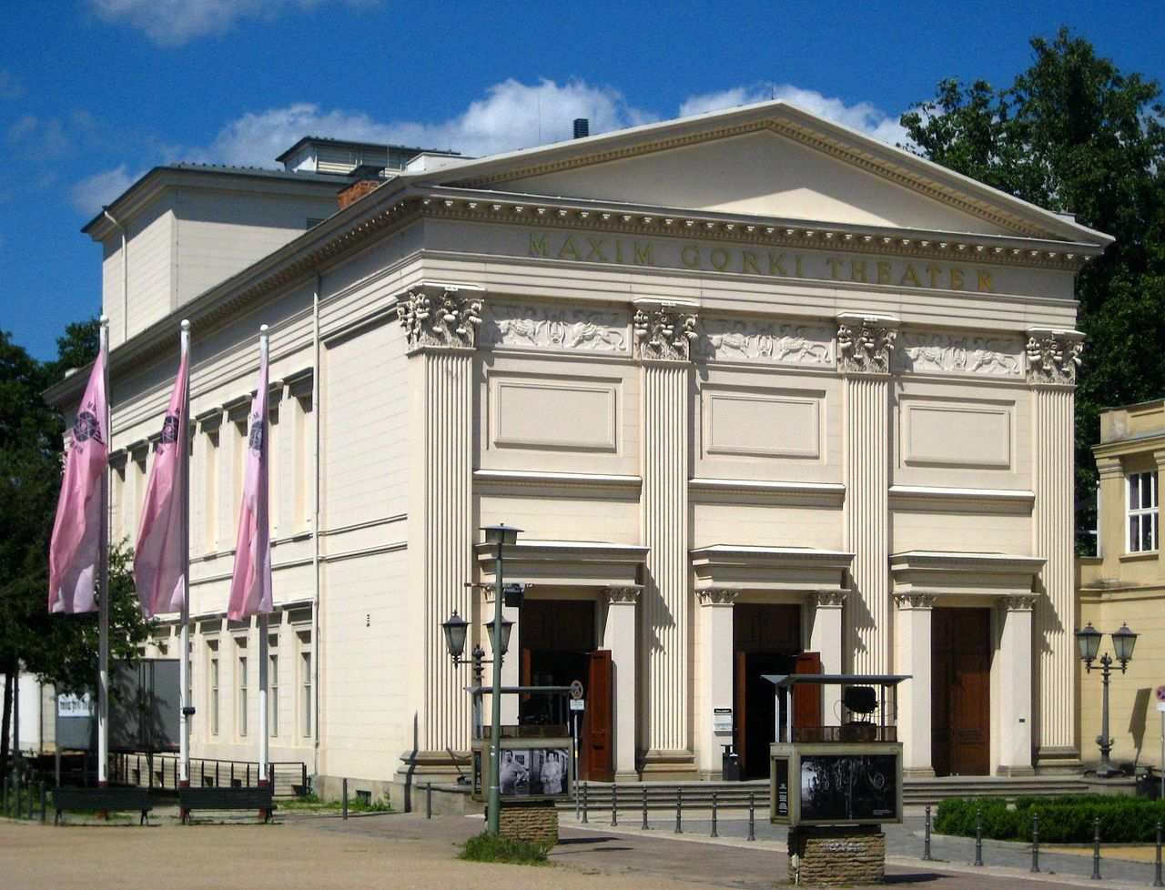 Bild Maxim Gorki Theater Berlin