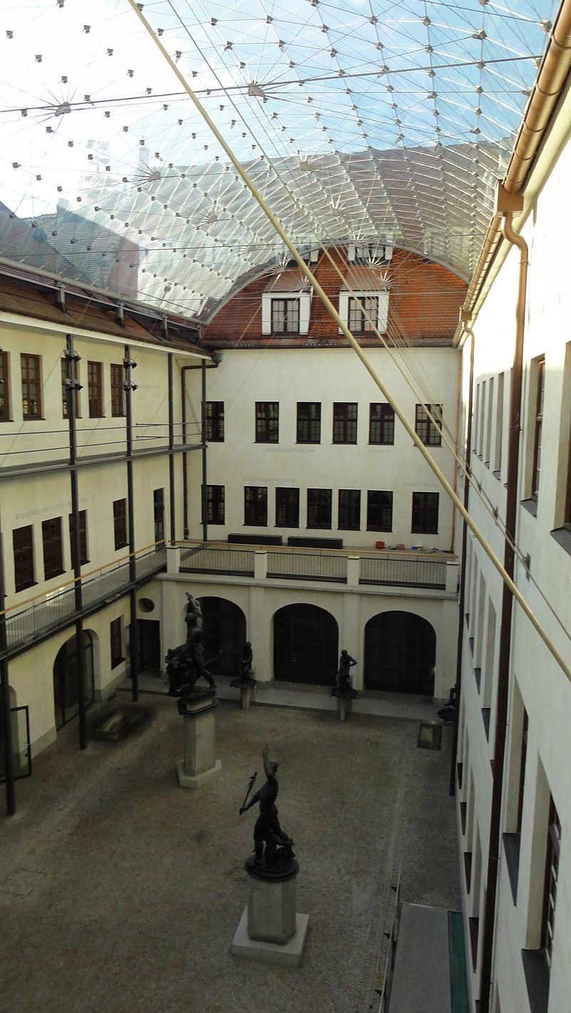 Bild Maximilianmuseum Augsburg