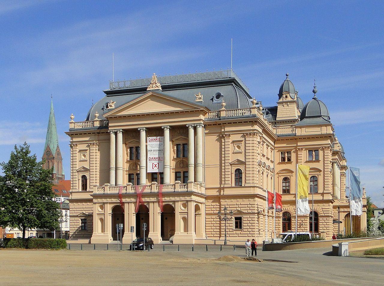Bild Mecklenburgisches Staatstheater Schwerin