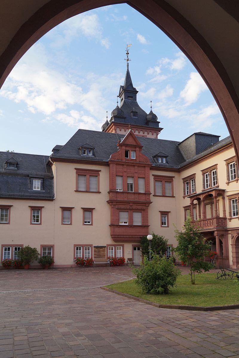 Bild Schloss Meerholz Gelnhausen