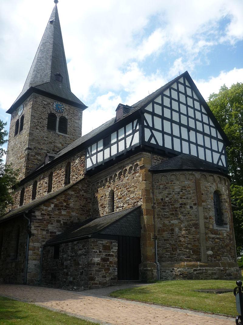 Bild Kirche Mehren