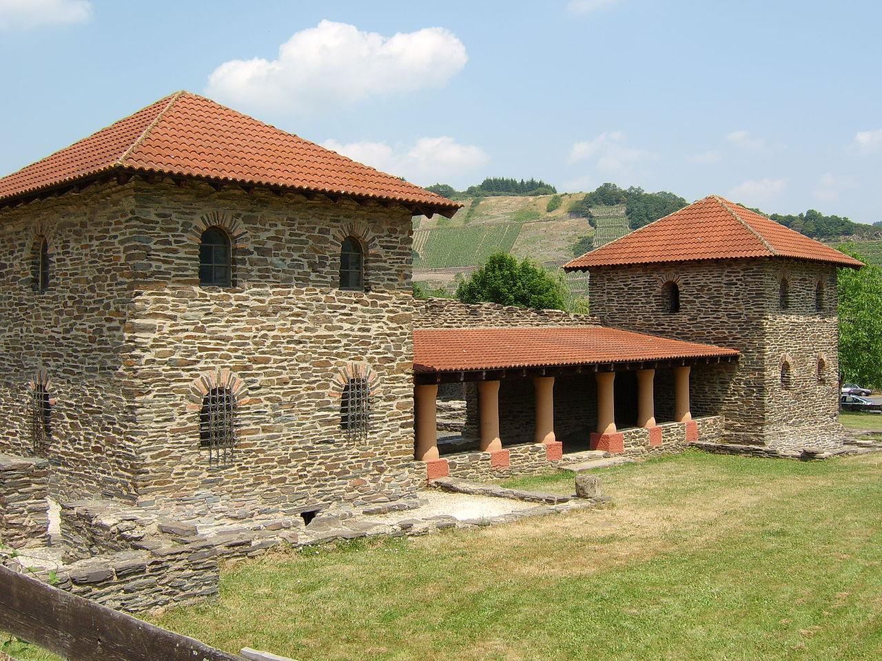 Bild Villa Rustica Mehring