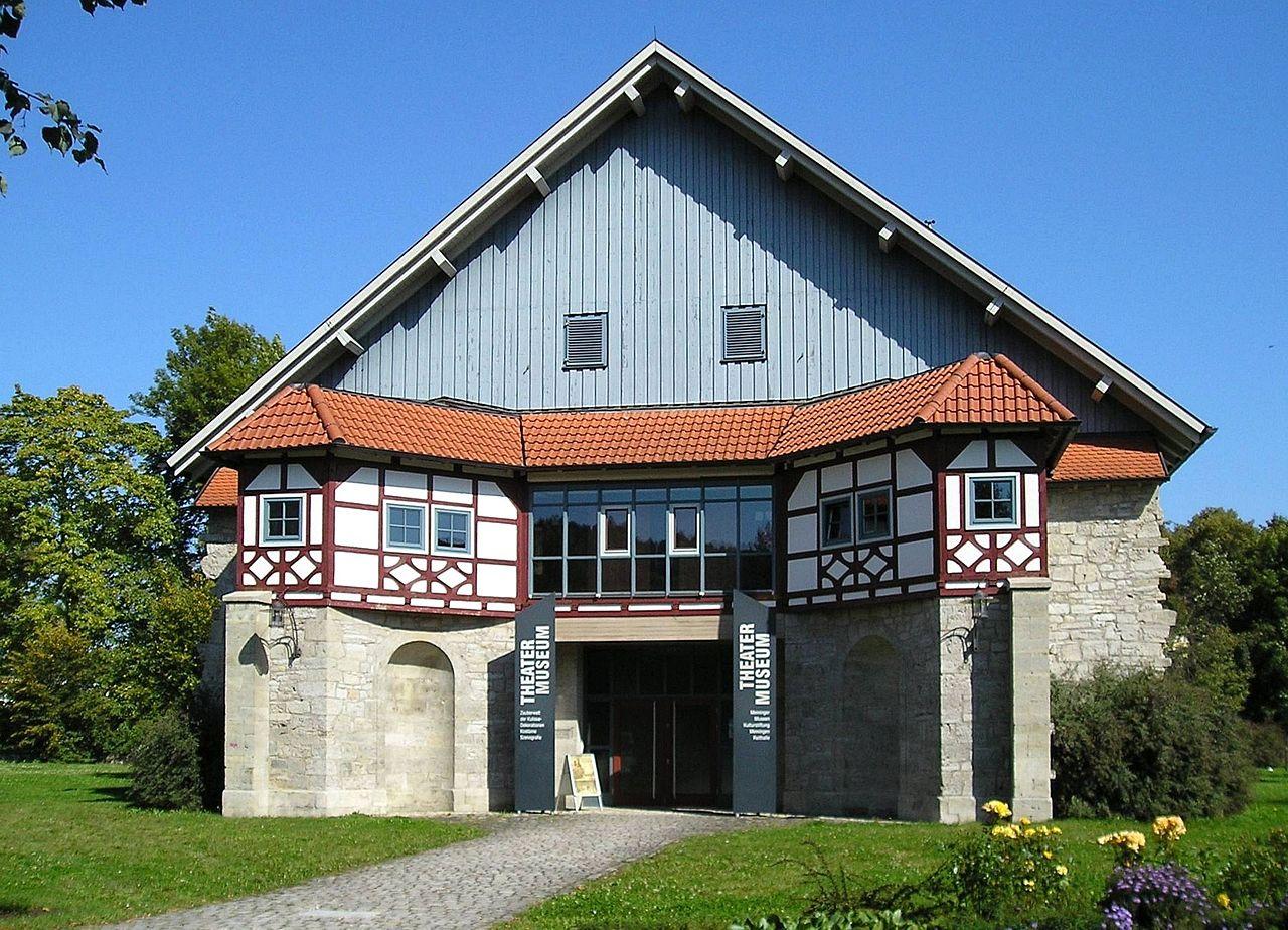 Bild Theatermuseum Meiningen