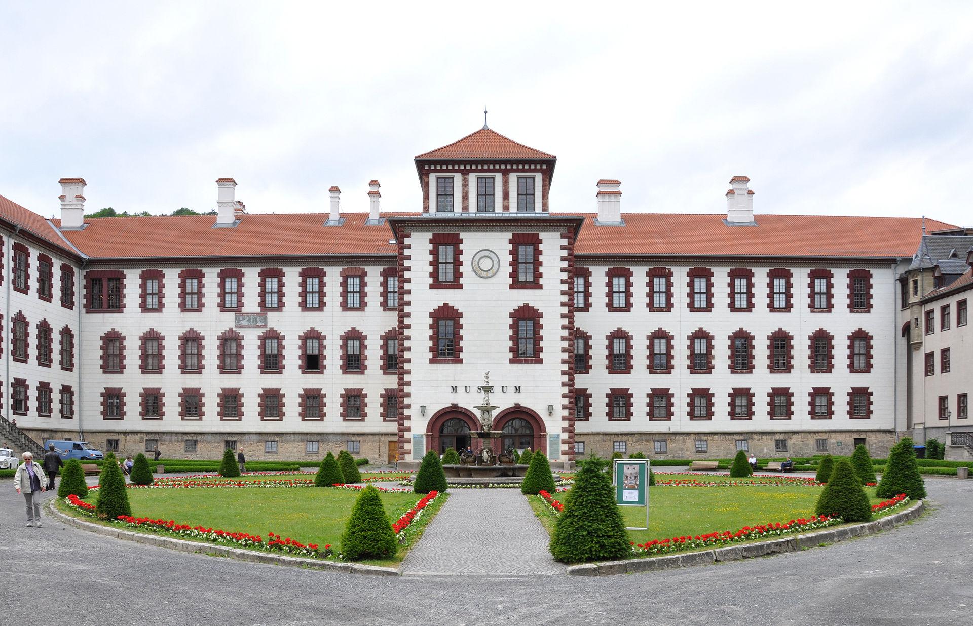 Bild Schloss Elisabethenburg Meiningen