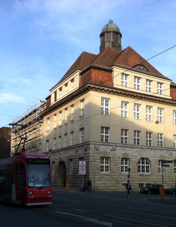 Bild Melanchthon Gymnasium Nürnberg