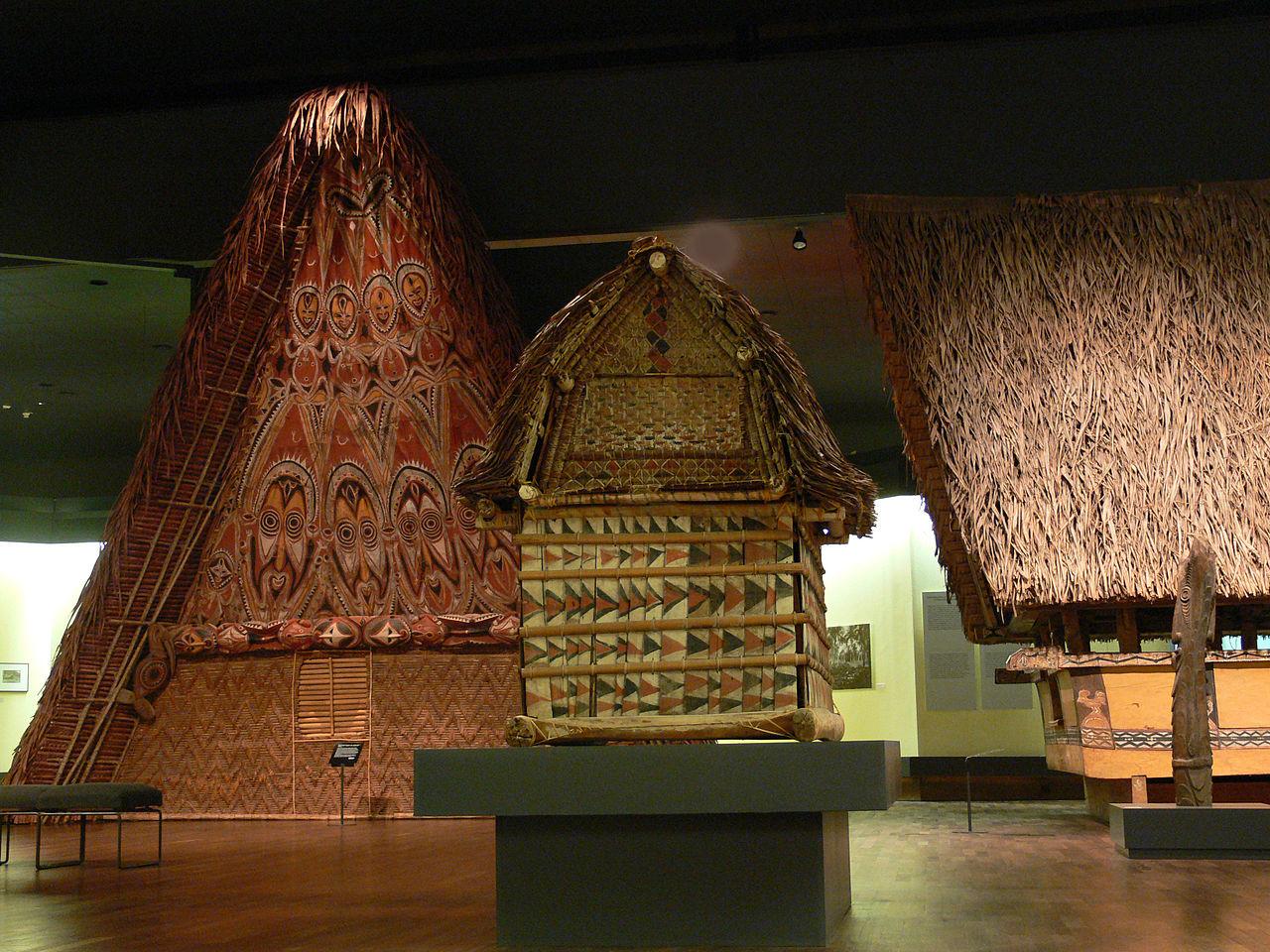 Bild Ethnologisches Museum Berlin