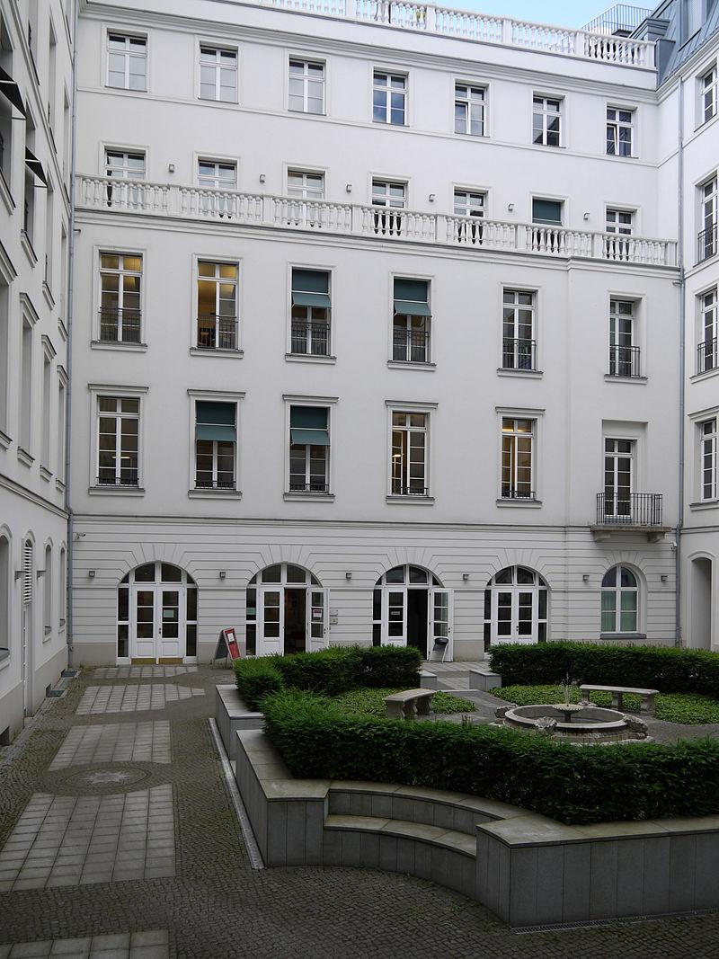 Bild Mendelssohn Remise Berlin