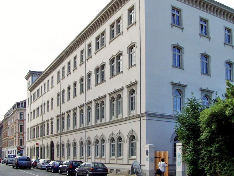Bild Mendelssohn Haus Leipzig