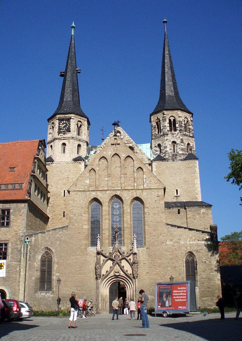 Bild Dom St. Johannes und Laurentius zu Merseburg