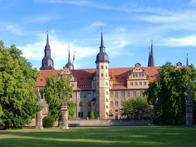 Bild Schloss Merseburg
