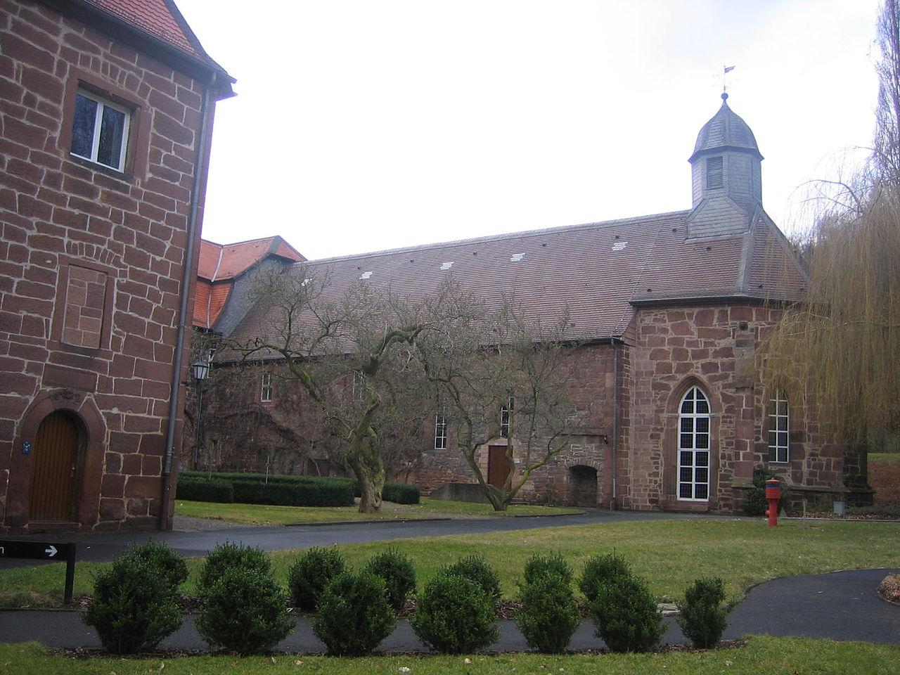 Bild Kloster Merxhausen