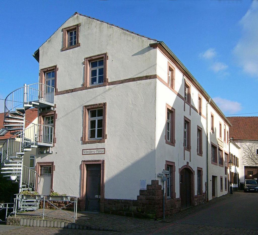 Bild Handwerks und Industriemuseum Fellenbergmühle Merzig