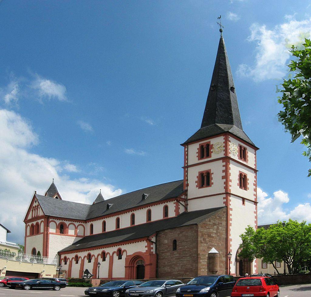 Bild Kirche St. Peter Merzig