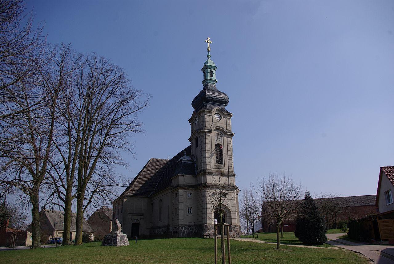Bild Dorfkirche Meseberg